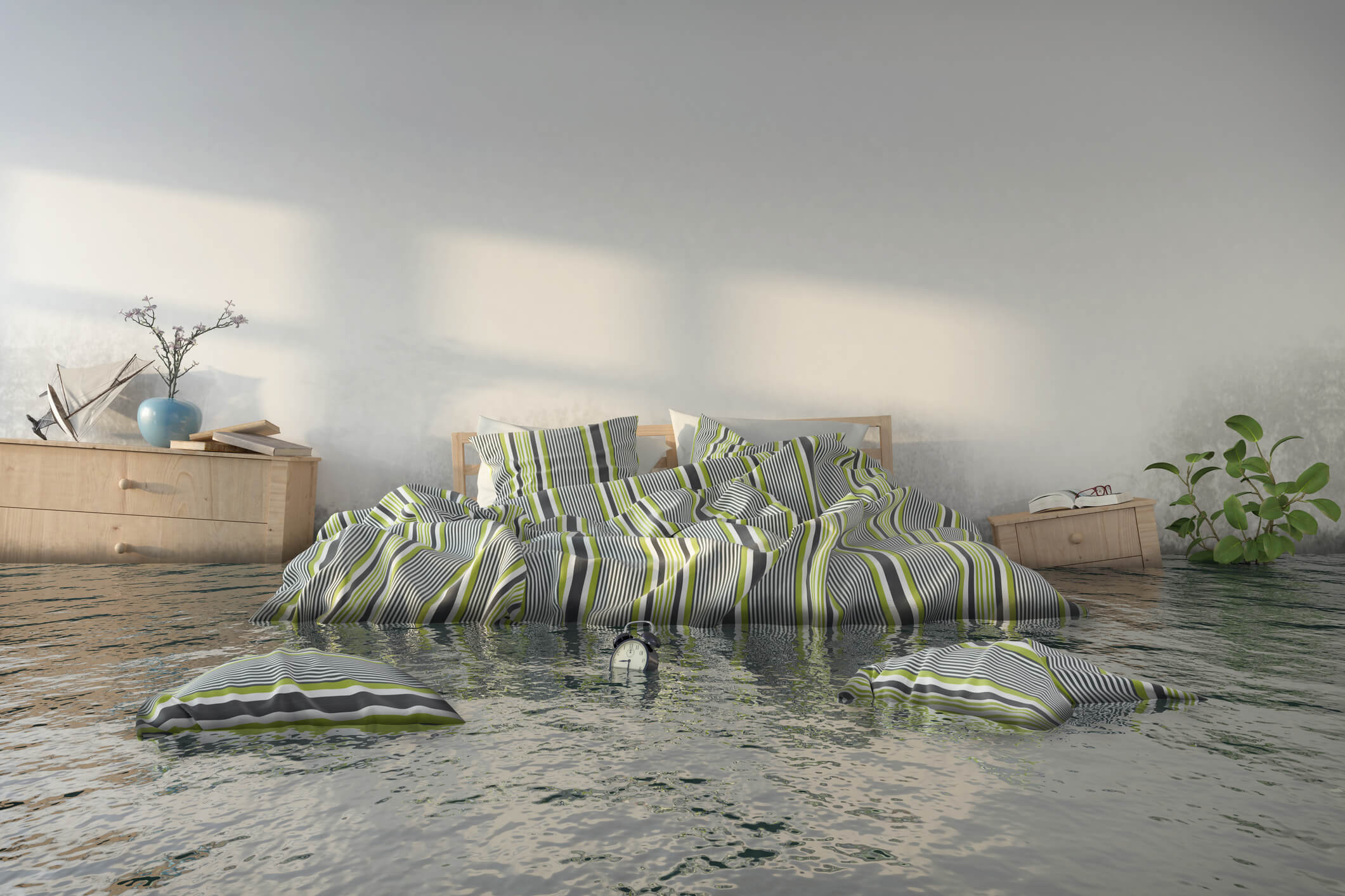 Water Damage and Your Belongings